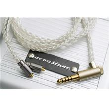 Acoustune ARC35 detachable MMCX 4.4mm Silver plated OFC 8 core cable