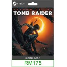 PC Shadow of the Tomb Raider ★Brand New & Sealed★