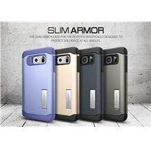 100% Spigen SGP Samsung Galaxy Note 5 Slim Armor Case Cover Casing