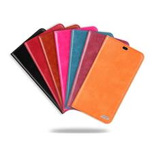 Cow Leather Meizu MX4 MX3 4 3 Flip Case Cover + Free Screen Protector