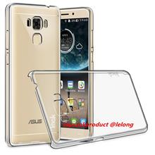 Imak Asus ZenFone 3 Max ZC553KL Crystal Clear Case Cover Casing