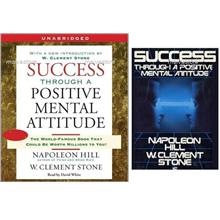 Success Through a Positive Mental Attitude by Napoleon Hill in mp3 CD