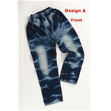 Fashion Style Kids Jeans Clothing - Kids Boy Long Jeans