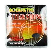 Alice A207-L Light Steel Acoustic Guitar Strings .012/.053