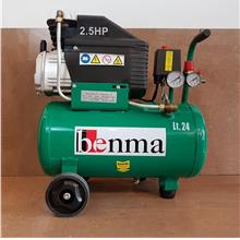 Benma LB24F Air Compressor 24litre 2.5hp ID117651