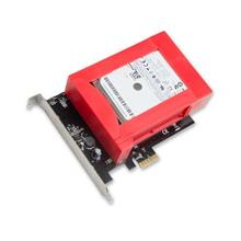 PCI-Express SATA 6G Raid Caddy for 2.5' HDD/SDD
