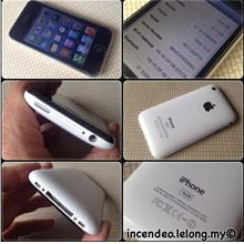 **incendeo** - APPLE iPhone 3GS 16GB White