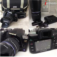 **incendeo** - Olympus Evolt E-510 Digital SLR Camera