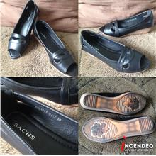 **incendeo** - SACHS Black Shoe for Ladies