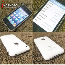 **incendeo** - APPLE iPhone 3GS 32GB White A1303