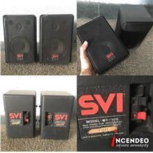 **incendeo** - SVI Audio Speakers (1 Pair)