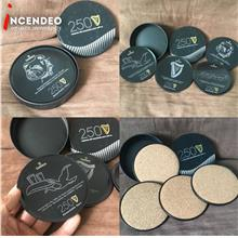 **incendeo** - GUINNESS Celebrate 250 Remarkable Years Drink Coasters
