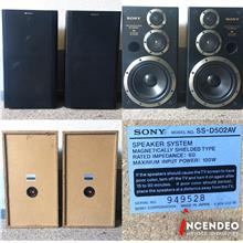 **incendeo** - SONY Japan 3-Way AV Speaker System SS-D502AV
