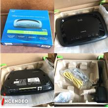 **incendeo** - Cisco Linksys Wireless-N ADSL2+ Modem Router WAG120N