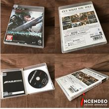 **incendeo** - Metal Gear Rising Revengeance Game for Sony PS3