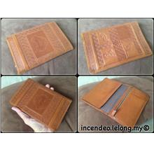 **incendeo** - AUSTRALIA Brown Leather Wallet