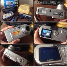 **incendeo** - SONY Cyber-shot 4.0MP Digital Camera DSC-P9