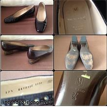**Incendeo** - Authentic BRUNO MAGLI Leather Shoe for Ladies