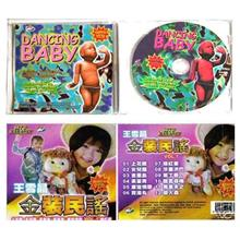 2 VCDs: DANCING BABY + CHILDREN KARAOKE Buy/Barter