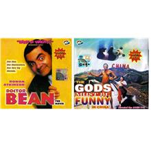 2 VCDs: Dr. BEAN the MOVIE + The gods must be crazy Buy/Barter