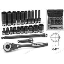 Action Professional Duo-Socket Tools Set (DUOS) (Open Stock)