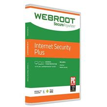 Webroot Secure Anywhere Internet Security Plus (Light Usage) 3 PC