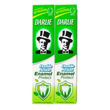 DARLIE Double Action Enamal Protect Strong Mint 2 x 220g)