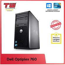 Dell Optiplex 760 Tower C2D 2.6 GHz (Factory Refurbished)