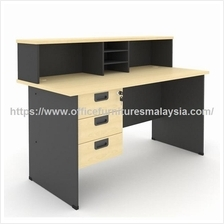 4ft Small Business Reception Counter OFRCG1200 | Office Furniture OUG