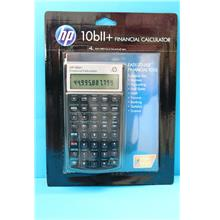 hp Financial Calculator 10bII+