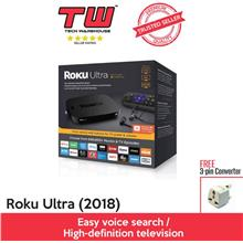 Roku Ultra Streaming Player (2018) (BRAND NEW)