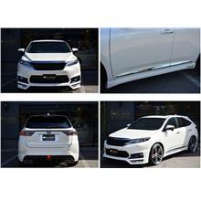 TOYOTA HARRIER MZ SPEED Style By ABS Body kit [Front+Side+Rear Skirt]