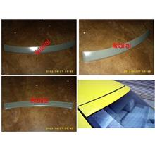 BMW 3 Series E36 '91-97 4D Rear Roof Spoiler ABS [BM01-SR01-U]