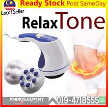 Relax Tone Body Sculptor Massager Relax Spin Tone Burn Fat Alat Kurus