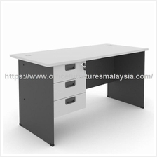 4ft Home Office Writing Computer Table OFMD1275G putrajaya Cyberjaya