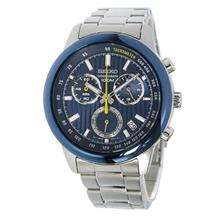 SEIKO Sports Chronograph Quartz Tachymeter SSB207P1 SSB207 Watch