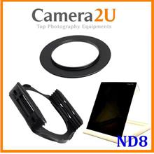72mm SET Super Neutral Density ND8 Filter for Cokin P series