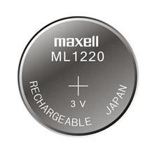 JAPAN MAXELL Rechargeable Battery Bateri CMOS Button Cell 3V ML1220