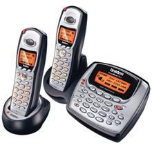 [From USA]Uniden TRU8865-2 5.8 GHz Digital Expandable Cordless Speakerphone wi