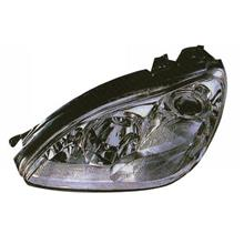 DEPO Mercedes W220 '98-05 Projector Head Lamp + Motor [W220-HL03-U]