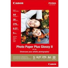 Canon A4 Photo Paper Plus Glossy 20's (PP-201-A4)