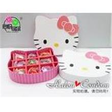 CHOCOLATE CONDOM GIFT SET 9s-1unit