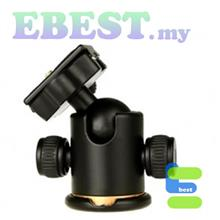 Manbily Midi KH-0 Tripod Ball Head with Quick Release System Ballhead
