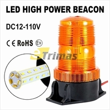 30LED Car Bus Forklift Roof Mini Beacon Lamp Flash Warning Strobe Light