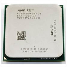 AMD FX-8140 SOCKET AM3+ PROCESSOR
