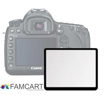 LCD Optical Glass Screen Protector for Canon EOS 550D/600D