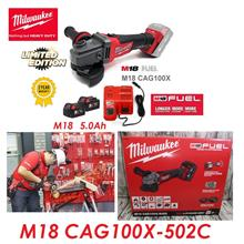 Milwaukee M18 FUEL 100mm (4') Cordless Angle Grinder