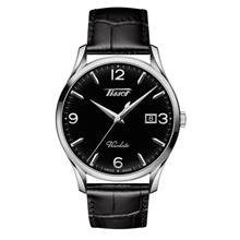 TISSOT T118.410.16.057.00 HERITAGE VISODATE black arabic index