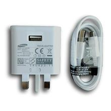 Original/Genuine Samsung 2 0A Fast Charging Charger/Adapter and Cable