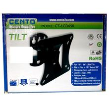 CENTO LCD 10'-24' TILTS WALLMOUNT (CT-LCD650)